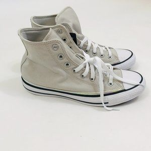 Converse Chuck Taylor Iridescent Stripe Hi Shoes